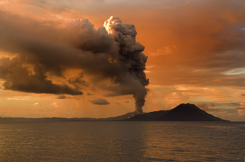 Rabaul: In the shadow of the volcano
