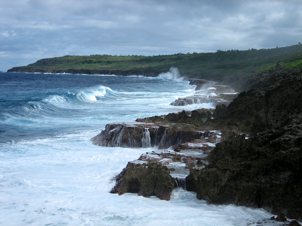 Niue: Small but mighty!