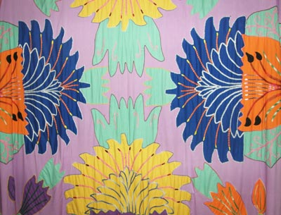 The art of Pacific Island quilting