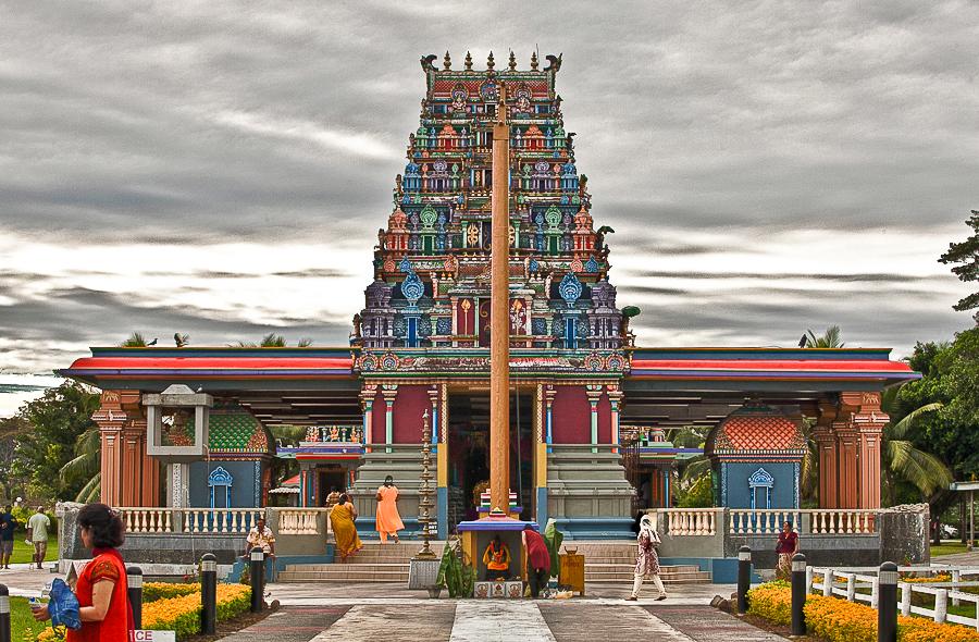 Fiji's Great Temple