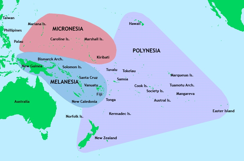 South Pacific: What's in a name?