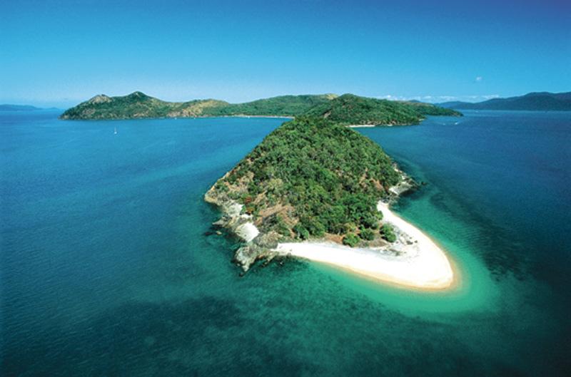 Camping in Australia's Whitesunday Islands
