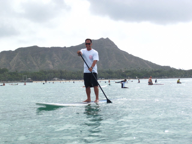 Supping: New Way to Have Fun in the Water