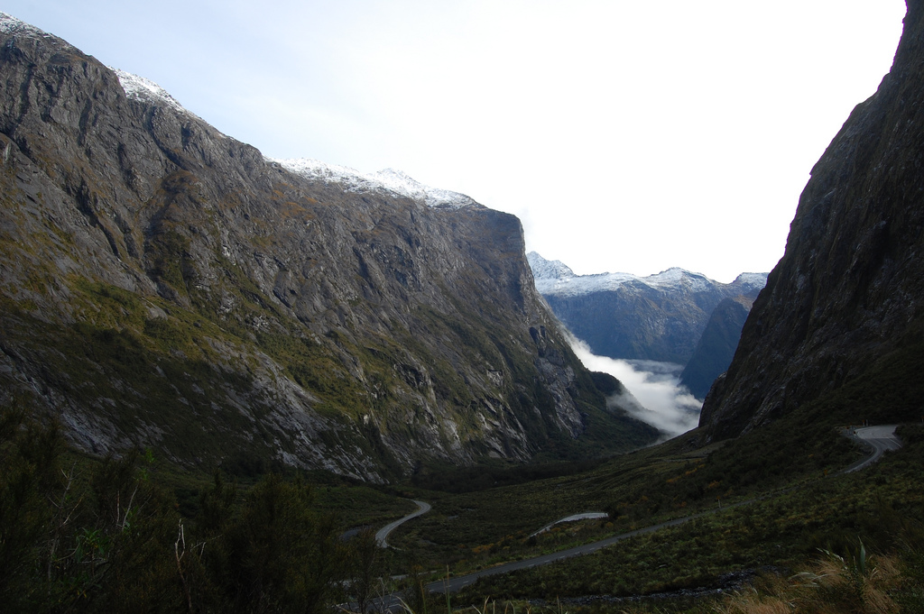 The Rainiest Place in New Zealand