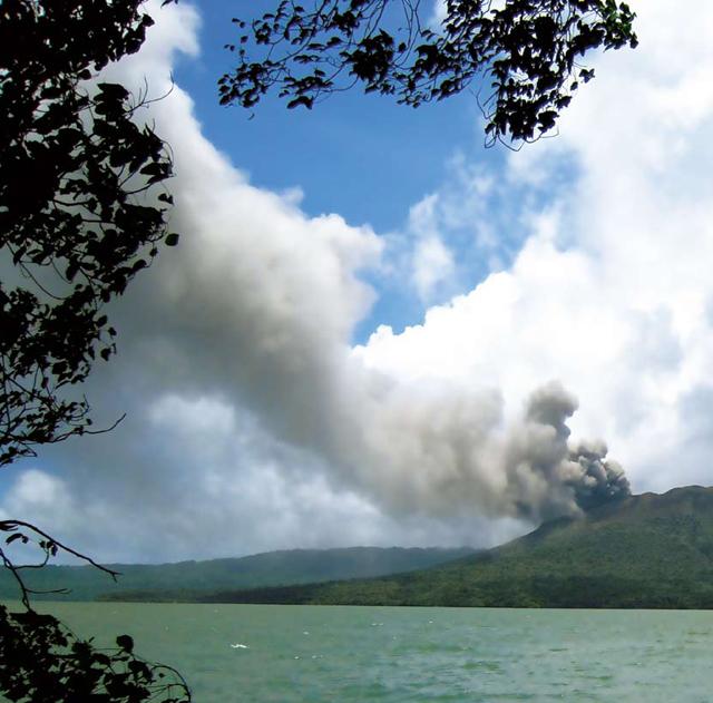 Exploring Vanuatu's Mighty Volcanoes