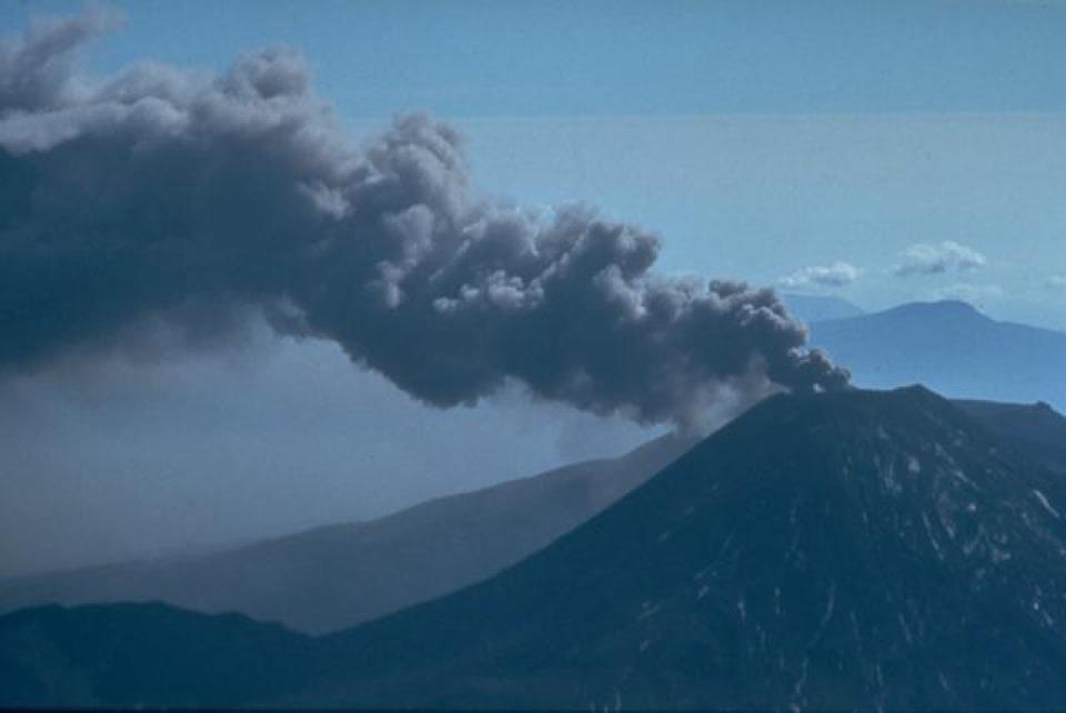 New Zealand Erupts!